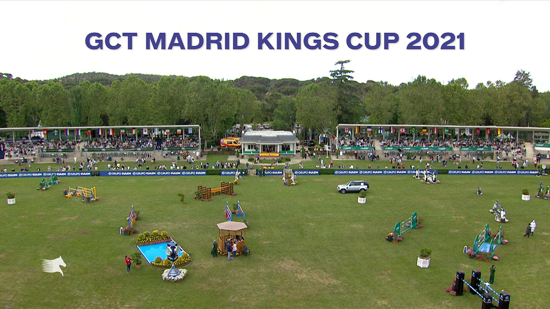 GCL 2021: Madrid